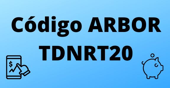 código promocional Arbor